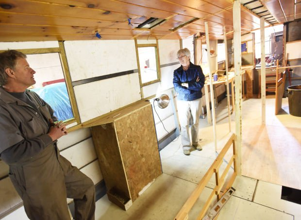 'Warm and inviting': Mid-Lakes Navigation crew puts new look on old boat with redesign