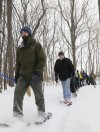 Montezuma Audubon hosting Jan. 3 snowshoe hike to Crusoe Lake