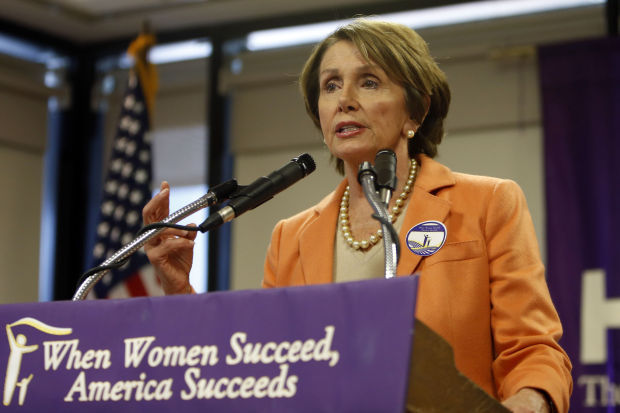 Nancy pelosi betty ford join women 39 s hall of fame local for Garage ad nancy