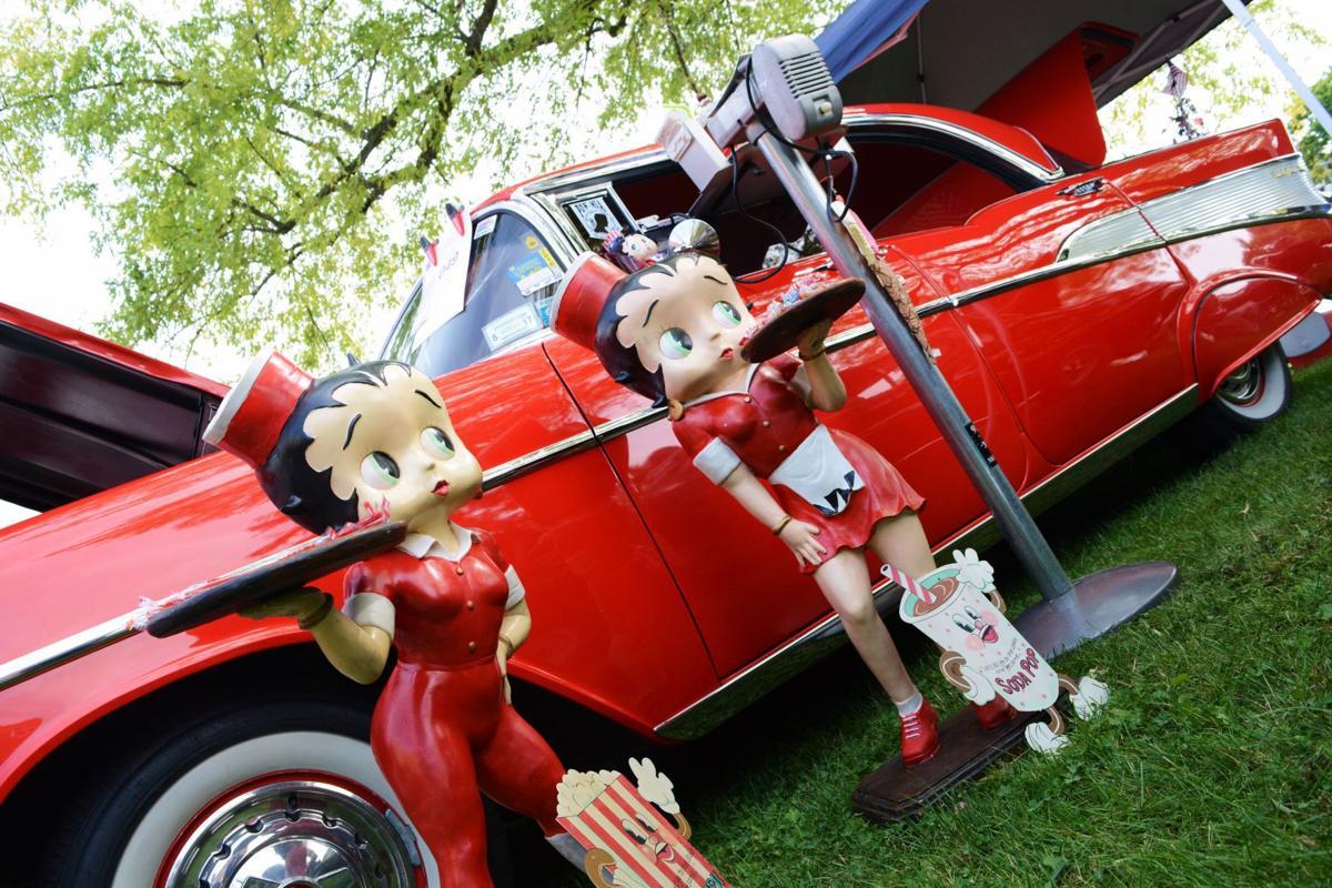 Jordan Elbridge Car Show