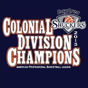 Bay Area Shuckers clinch division Title