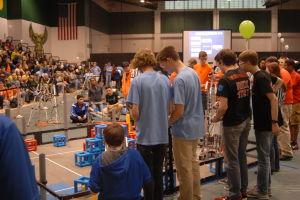 Local robotics teams earn spots in world championship