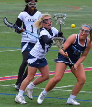 CCBC Essex women's lax struggles to find players