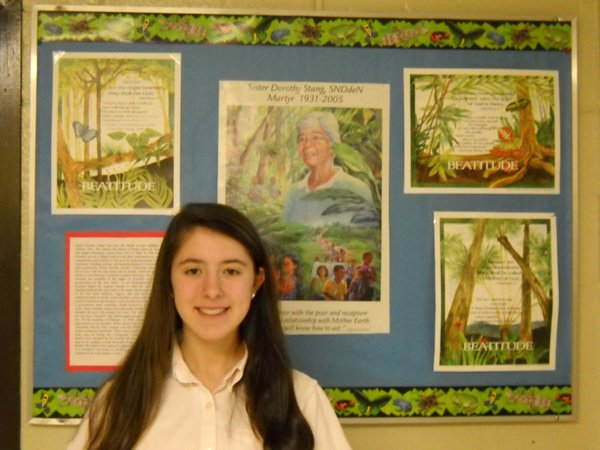 champions of courage essay Madison's champions of courage essay placed second among all essays in the contest congratulations to madison ← catholic schools week.