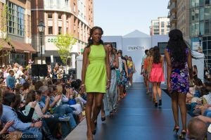 Harbor East's FashionEASTa: Giving back is always in fashion