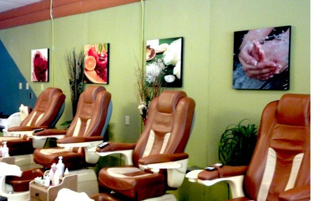 Hollywood nails spa banner elk nc for 24 hour nail salon in atlanta ga