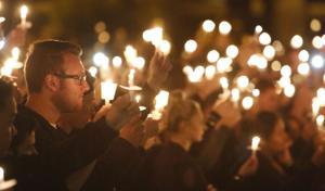 NAU Candlelight Vigil