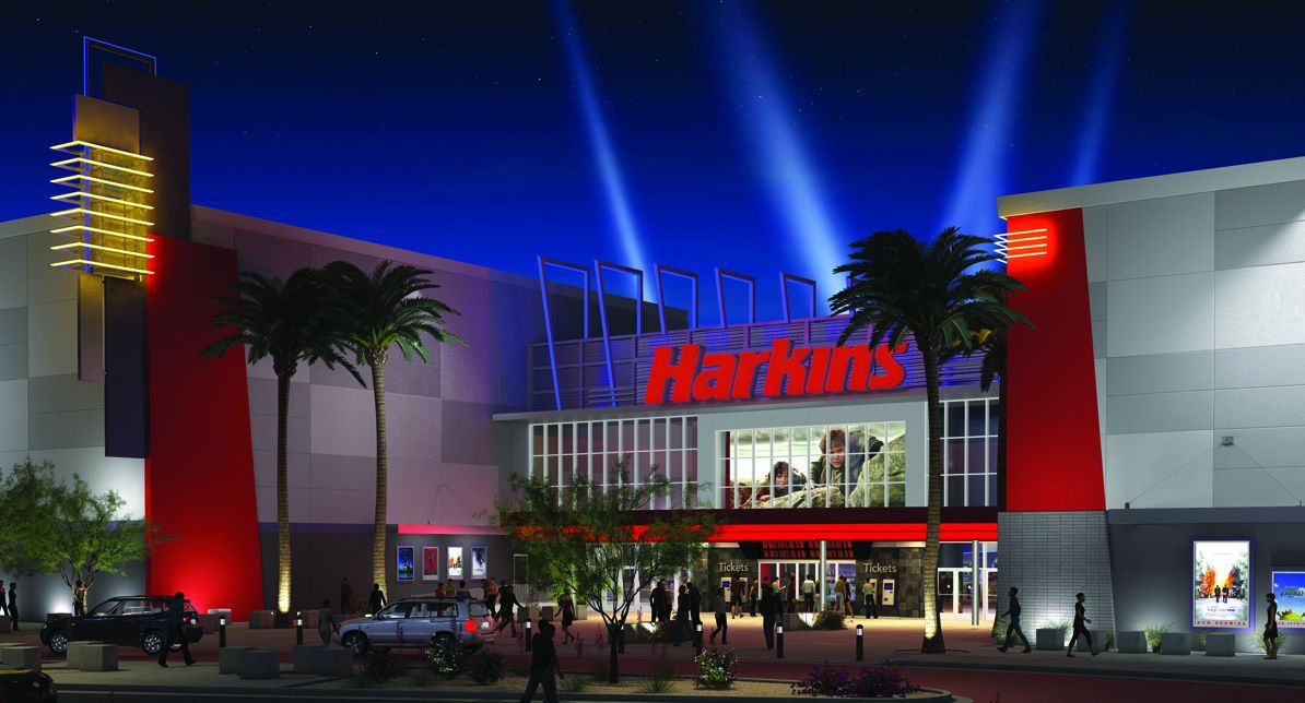 harkins breaks ground on new theater local azdailysuncom