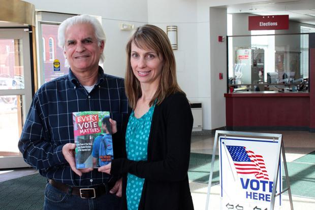 Vote Book Authors