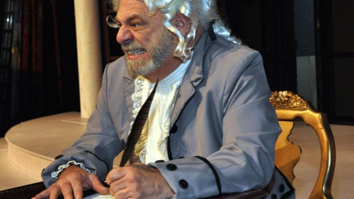 Theatrikos debuts fun french farce arts and theatre for French farce