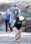 Nick Bowling gets Flagstaff High's sand volleyball program off to solid start