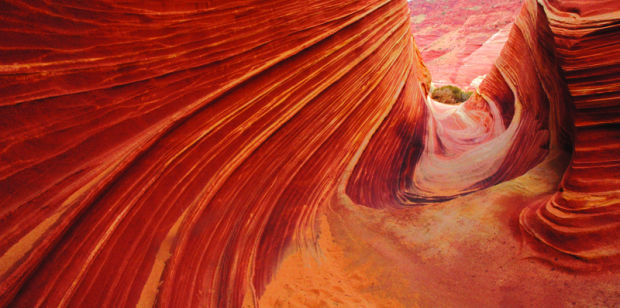 Hiking The Wave Can Be Overwhelming Recreation