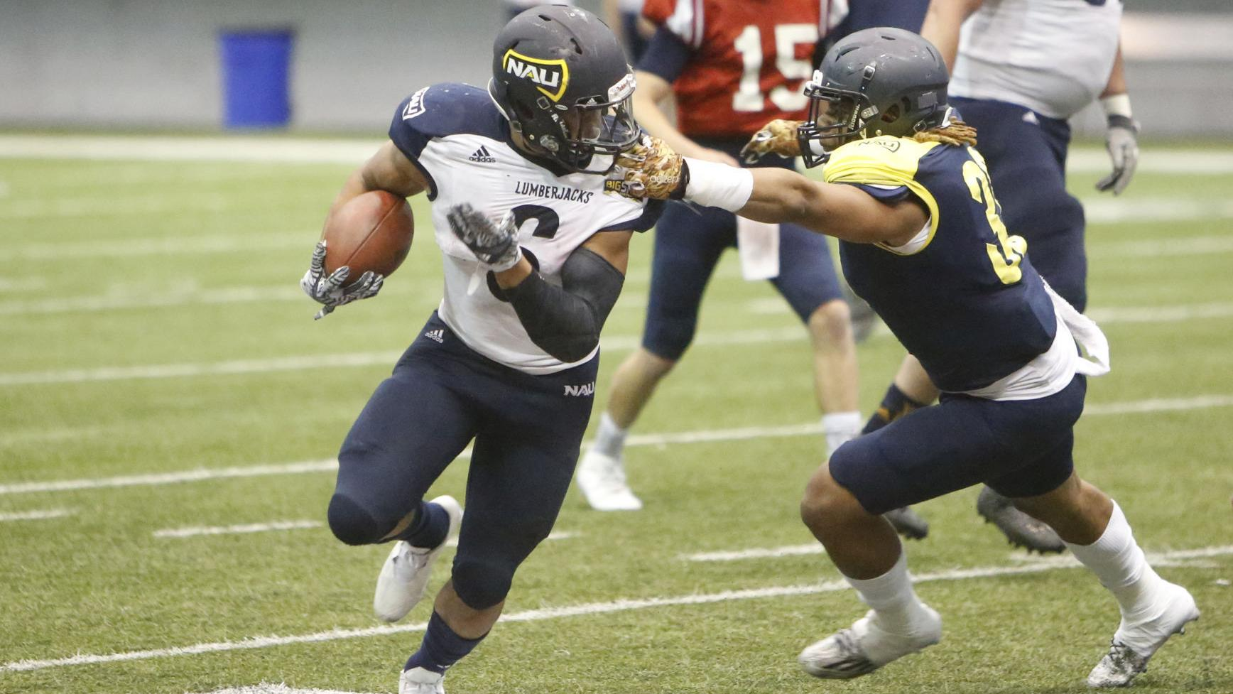 Spring game allows depth an opportunity