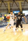 After overtime losses, the Northern Arizona University men's basketball team gets second chance against Montana State and Montana