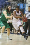 Northern Arizona women survive double overtime, beat North Dakota
