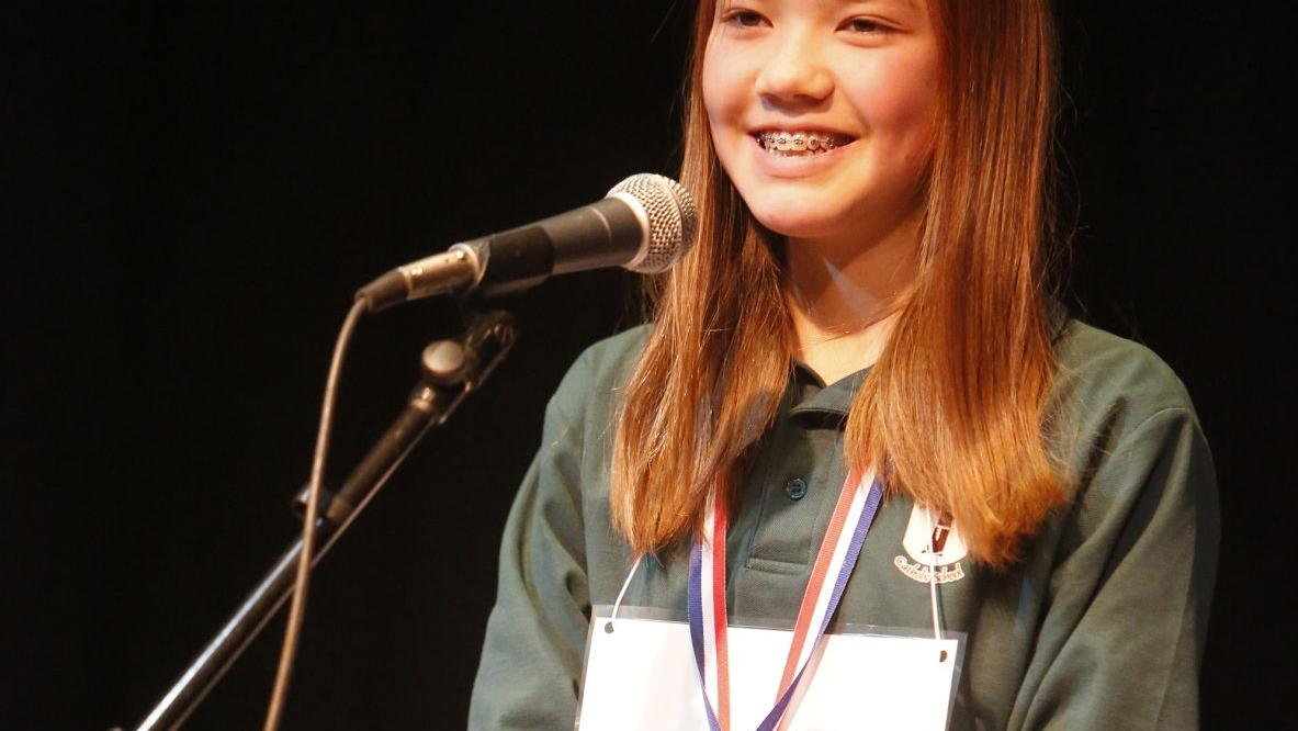 Top Flagstaff speller finishes 6th at state bee