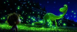 'Good Dinosaur' sticks to the Disney-Pixar formula