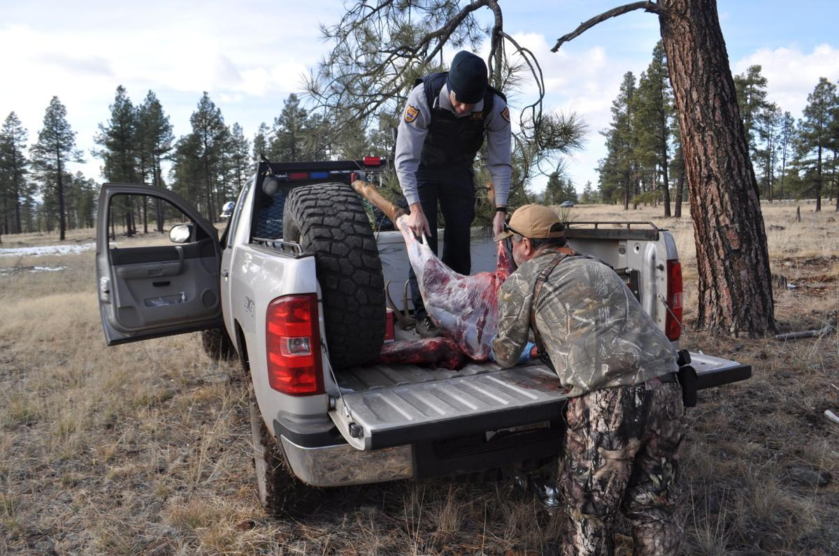 How a hunter 39 s mistake goes to hot meals for the needy for Arizona fish and game