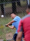 Kinsey students learn with baseball