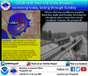 Rain, snow moving into northern Arizona today