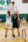 Coconino girls basketball team reaches section tourney title game with 46-27 win over Prescott