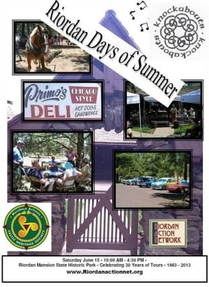 Riordan Days of Summer - Music and Fun