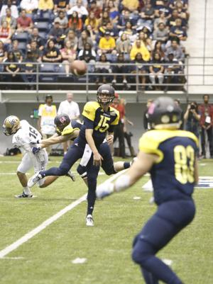 Northern Arizona University vs. Montana State Football