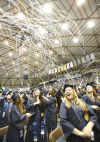 Over and out: New graduates shine at Northern Arizona University