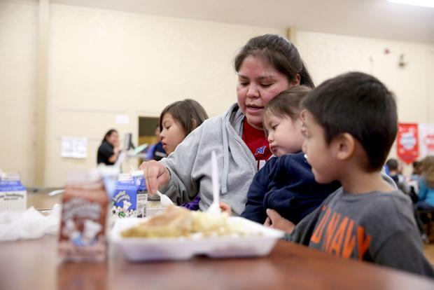 Families invited to Thanksgiving lunch at Kinsey