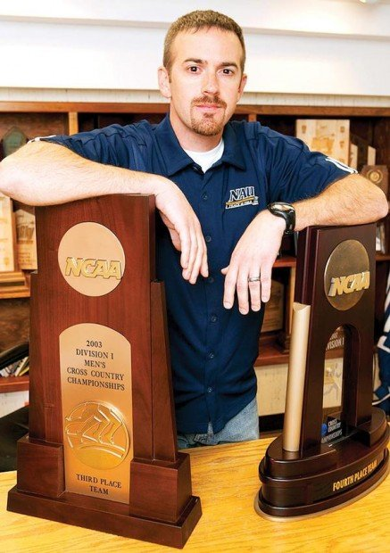 Heins is in his 10th season at NAU
