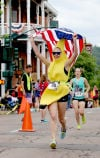 Lesson learned while gaining perspective at Flagstaff's Fourth of July Downtown Mile