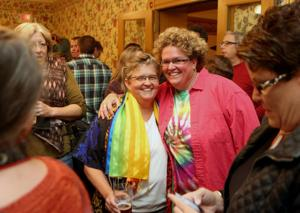 Flagstaff celebrates marriage ruling