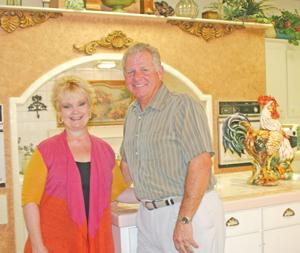 Mark and Jeannie Finlay