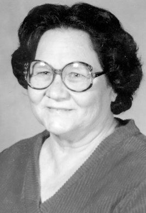 Edith Unez  Richardson Hurta
