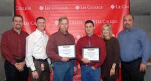 Veterans, Lee College students win national scholarships