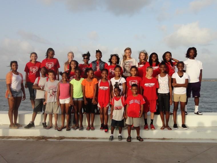 baytown track club athletes shine at nationals
