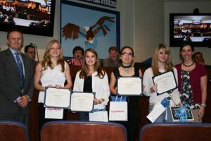 iPad winners