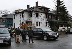 Maine Fatal Fire