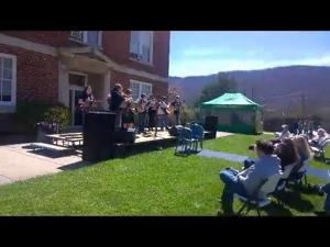 Appalachian Heritage Celebration on the Campus of Bluefield College