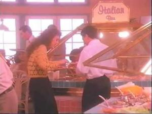 Sizzler Promotional Commercial 1991