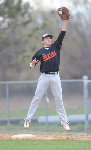 beatrice baseball vs elkhorn mount michael
