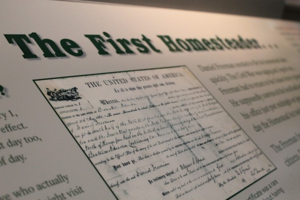 essay on homestead act View essay - dorrian homestead essay from history 550 at paramus catholic high school homestead act of 1862 the homestead act was passed on may 20, 1862 this act accelerated the settlement of the.