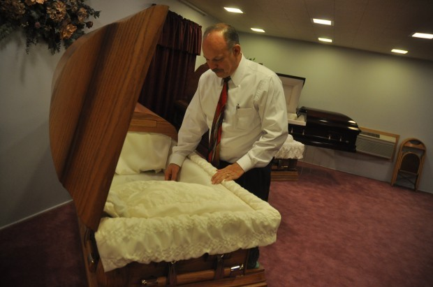 Funeral Directors Hospice Workers Stress Importance Of