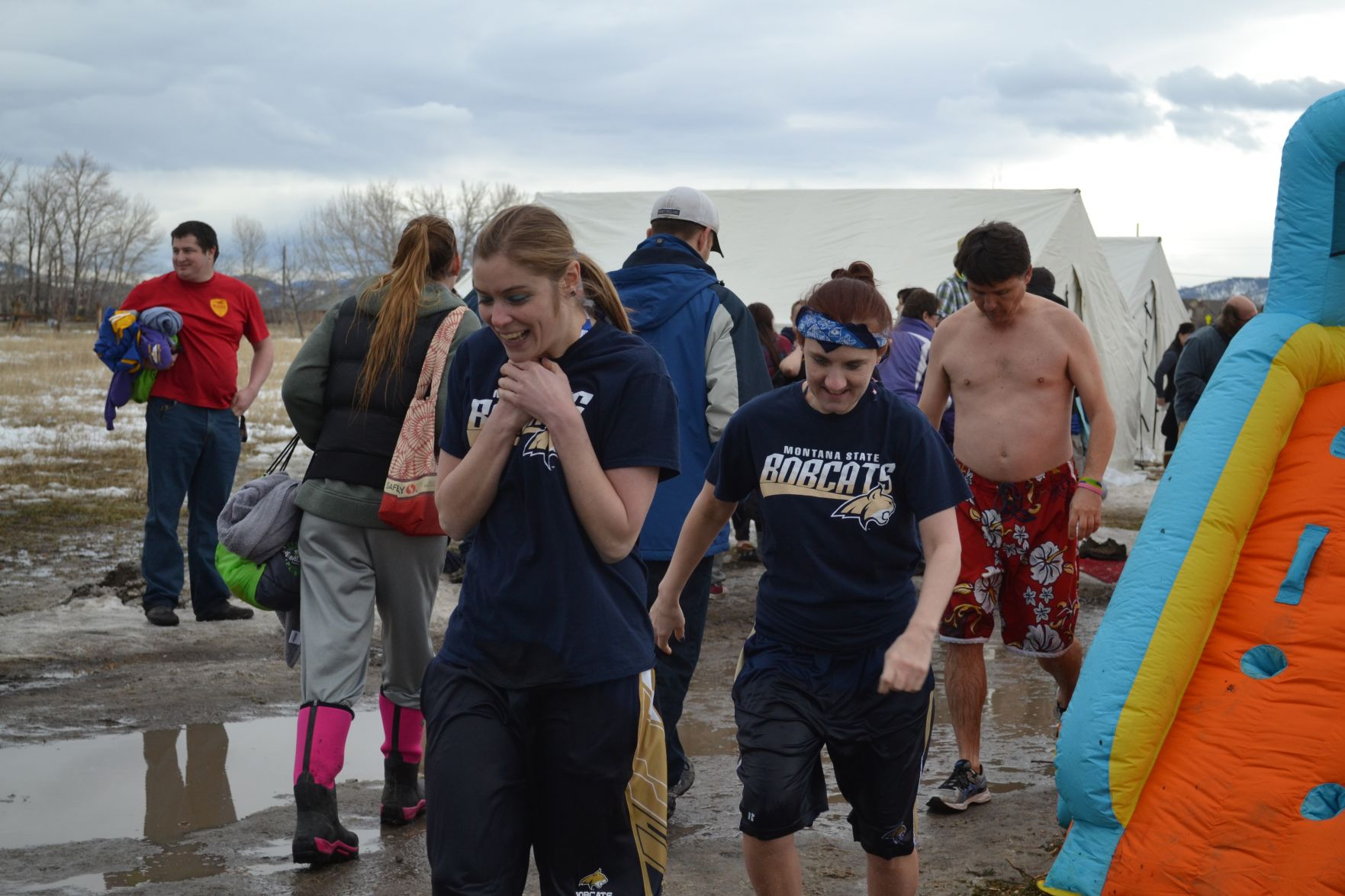 Polar Plunge brings icy water, cool costumes to town this weekend