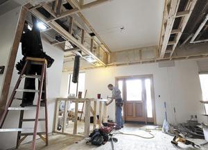 Renovating and merging
