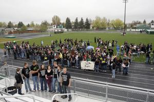 BHS student protest
