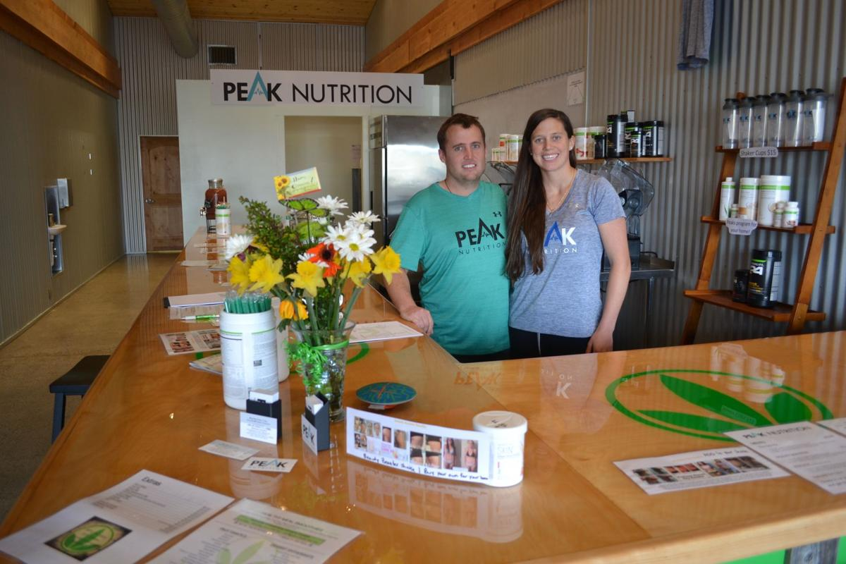 Peak Nutrition Dean Jess Longhurst