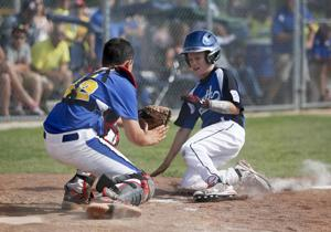 Warren County South 11-year-olds hold on for win against North