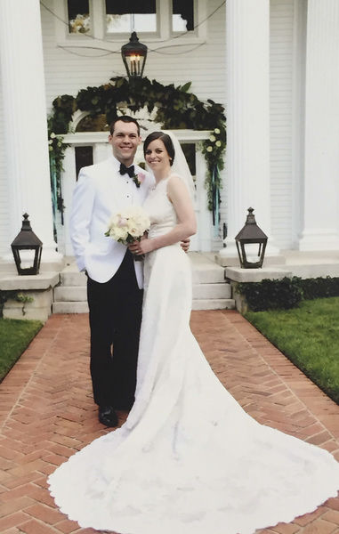 Clark smith wedding