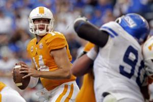 Tops hoping for better trip to Knoxville to face Tenn.